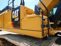 CATERPILLAR ESCAVATORI CINGOLATI 349FL equipment  photo 24