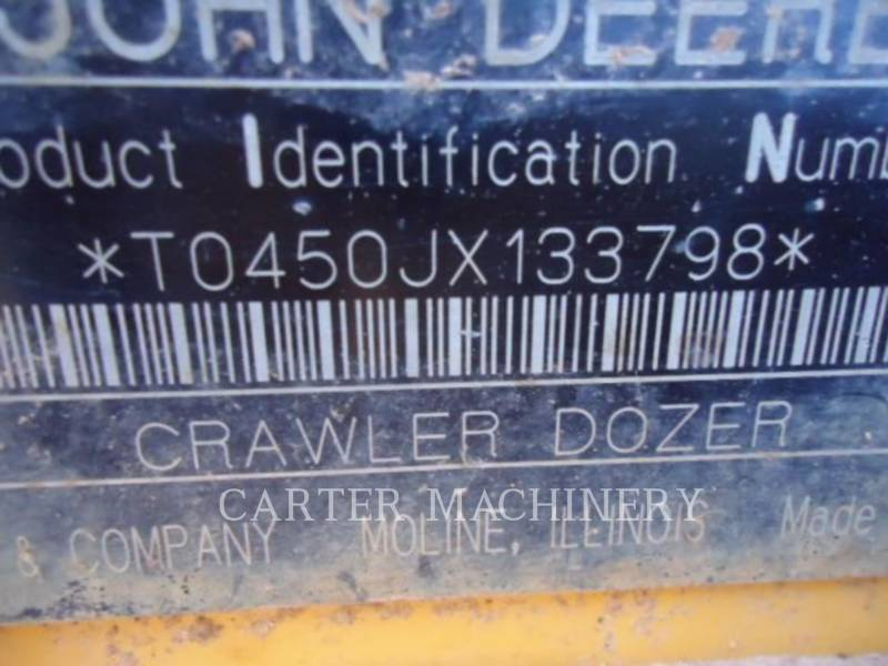 DEERE & CO. STABILIZERS / RECLAIMERS DER 450J equipment  photo 6