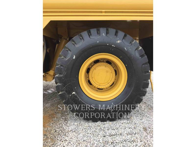 CATERPILLAR ARTICULATED TRUCKS 773E equipment  photo 17