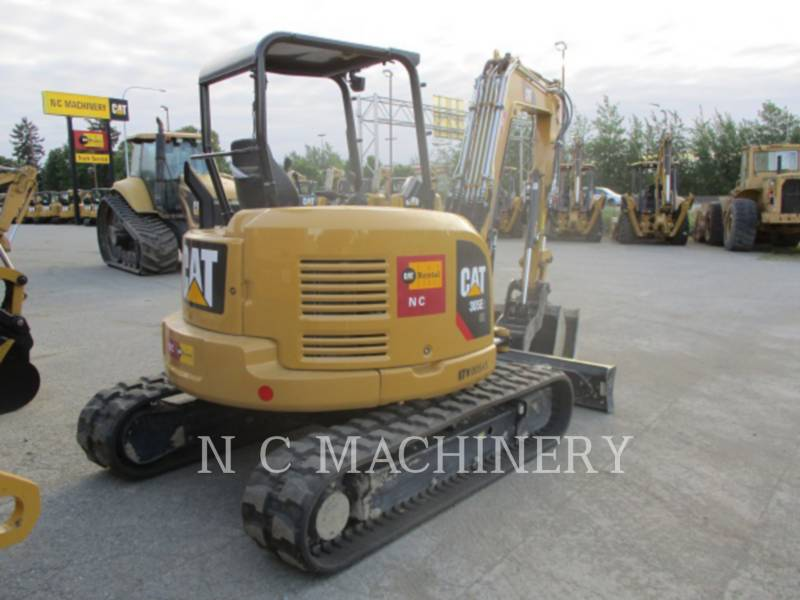 CATERPILLAR TRACK EXCAVATORS 305E2 CRCN equipment  photo 5