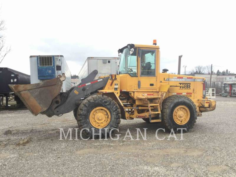 VOLVO CONSTRUCTION EQUIPMENT WHEEL LOADERS/INTEGRATED TOOLCARRIERS L90D equipment  photo 24