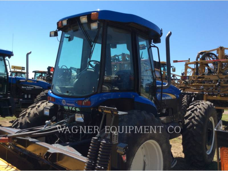 NEW HOLLAND LTD. TRACTORES AGRÍCOLAS TV145 equipment  photo 5