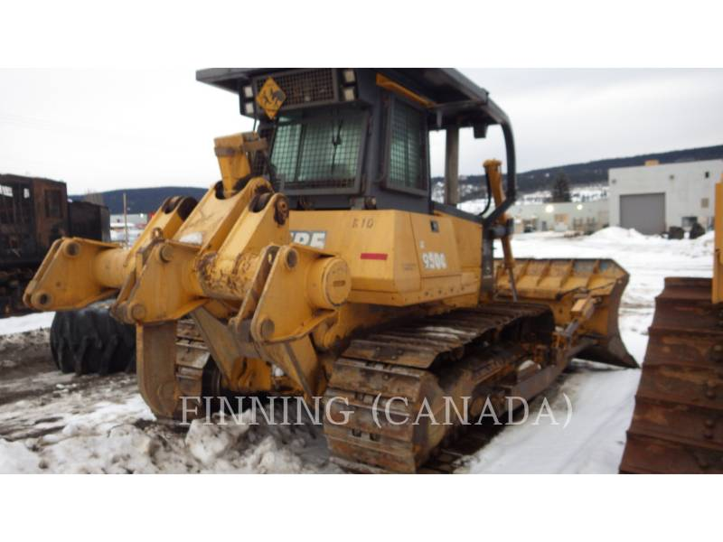 JOHN DEERE KETTENDOZER 950C equipment  photo 3