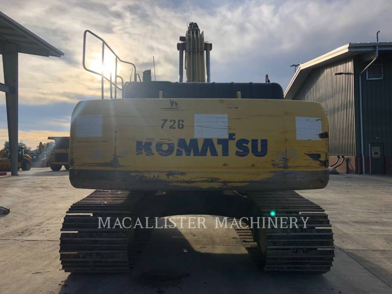 KOMATSU PELLES SUR CHAINES PC400LC-7L equipment  photo 5