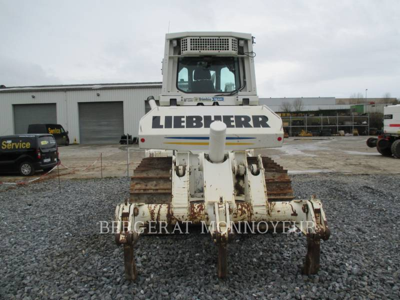 LIEBHERR TRACK TYPE TRACTORS PR734LI equipment  photo 8