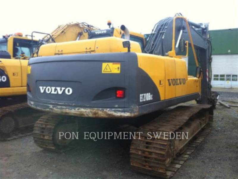 VOLVO CONSTRUCTION EQUIP BRASIL EXCAVATOARE PE ŞENILE EC210 equipment  photo 4