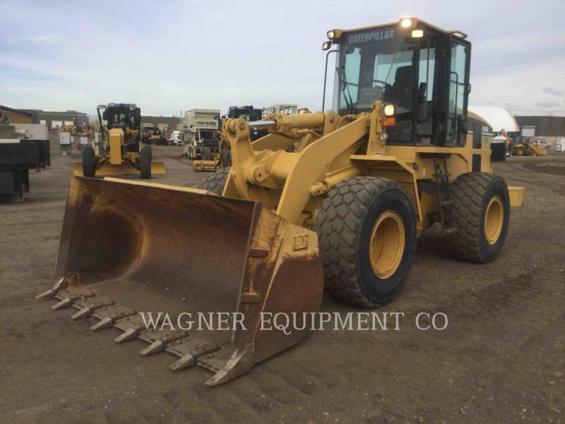 CATERPILLAR CARGADORES DE RUEDAS 938G equipment  photo 1