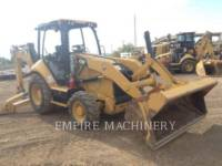 CATERPILLAR BAGGERLADER 420FST equipment  photo 1