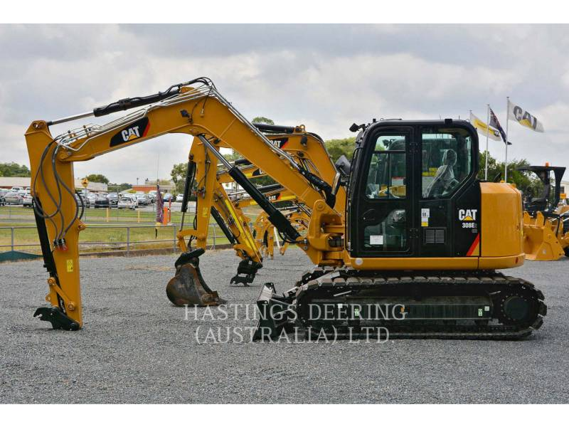 CATERPILLAR PELLES SUR CHAINES 308E2CR equipment  photo 4