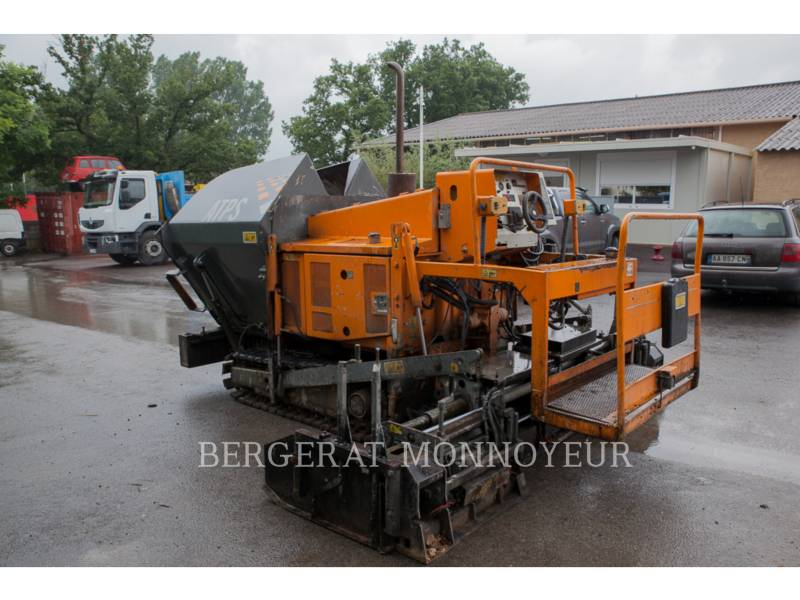CATERPILLAR ASPHALT PAVERS BB621E equipment  photo 3