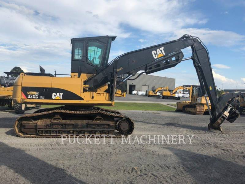CATERPILLAR CARICATORE DI TRONCHI 320DFMLL equipment  photo 5