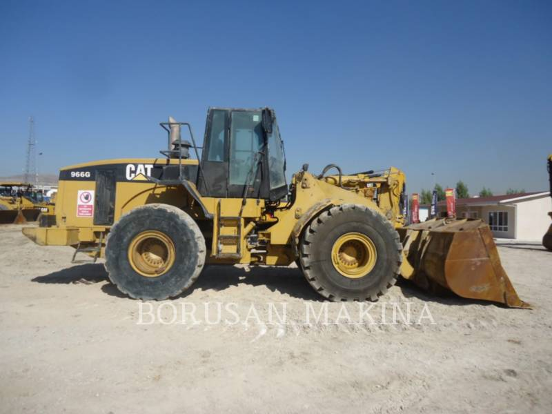 CATERPILLAR WHEEL LOADERS/INTEGRATED TOOLCARRIERS 966 G equipment  photo 1