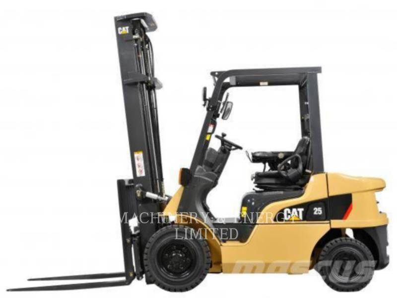 CATERPILLAR FORKLIFTS DP30 equipment  photo 1