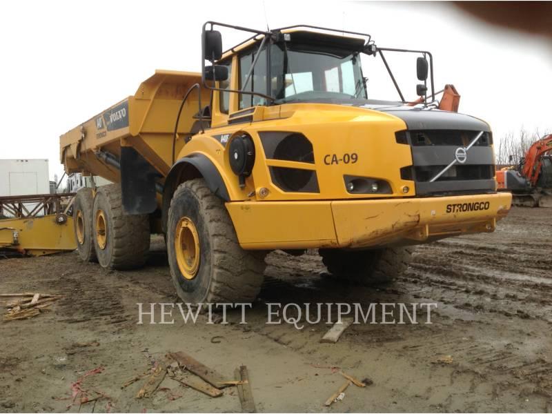 VOLVO CONSTRUCTION EQUIPMENT ARTICULATED TRUCKS A40F equipment  photo 1