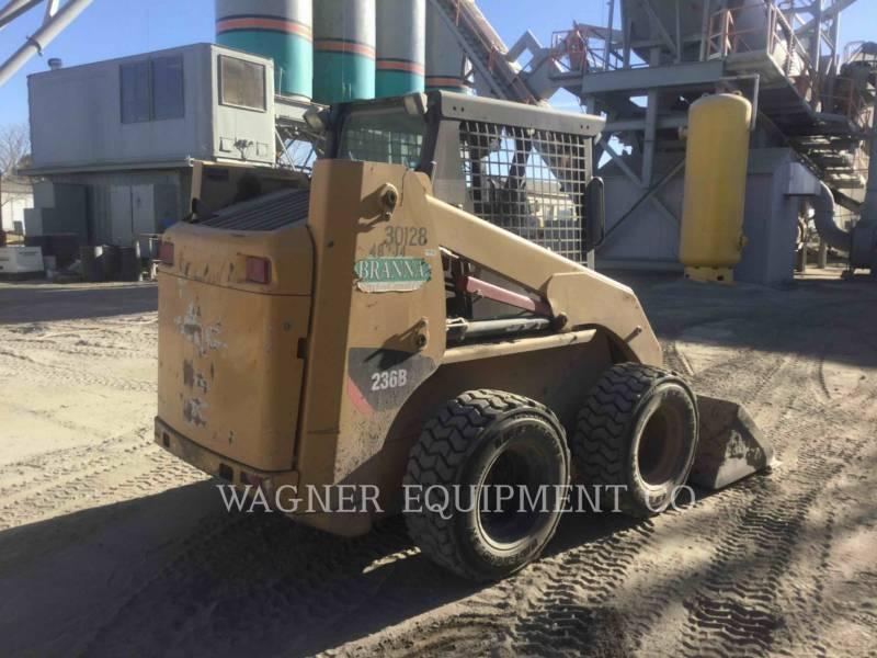 CATERPILLAR スキッド・ステア・ローダ 236B2 equipment  photo 3