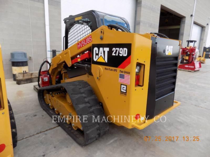 CATERPILLAR CARREGADEIRAS TODO TERRENO 279D equipment  photo 3