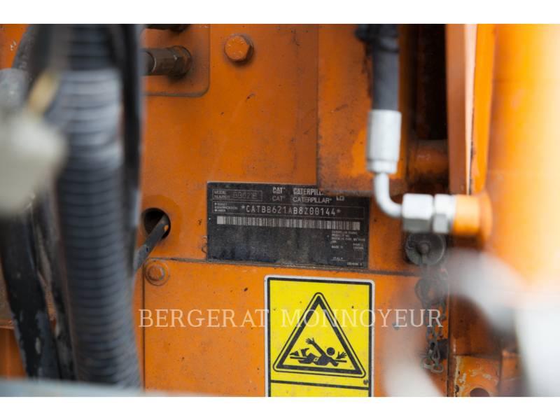 CATERPILLAR ASPHALT PAVERS BB621E equipment  photo 5