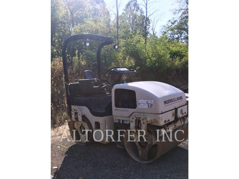INGERSOLL-RAND COMPACTEURS TANDEMS VIBRANTS DD34HF equipment  photo 2