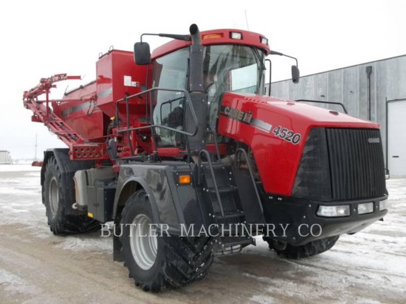 CASE/INTERNATIONAL HARVESTER PULVERIZADOR 4520 equipment  photo 9