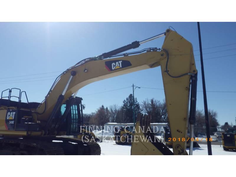 CATERPILLAR TRACK EXCAVATORS 349E equipment  photo 4