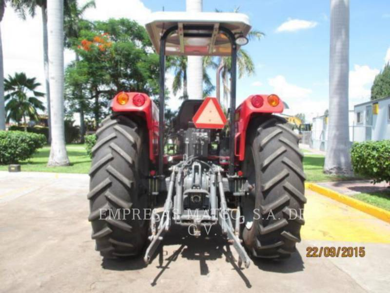 AGCO-MASSEY FERGUSON AG TRACTORS MF2695 4WD equipment  photo 3