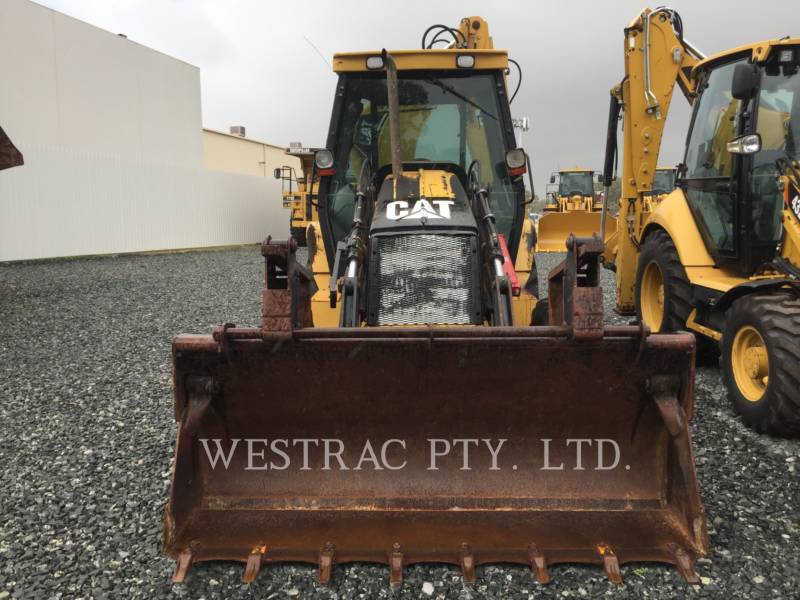 CATERPILLAR TERNE 428D equipment  photo 4