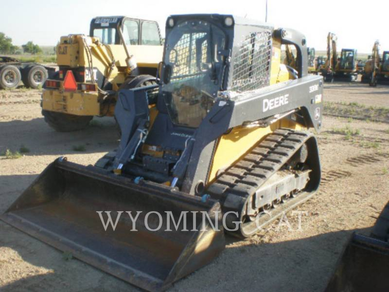 JOHN DEERE SKID STEER LOADERS 333E equipment  photo 1