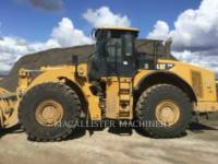 CATERPILLAR CARGADORES DE RUEDAS 980H equipment  photo 9