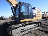 CATERPILLAR EXCAVADORAS DE CADENAS 326F L equipment  photo 1