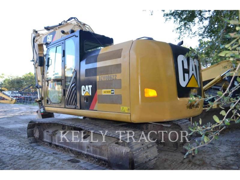CATERPILLAR TRACK EXCAVATORS 316EL equipment  photo 2