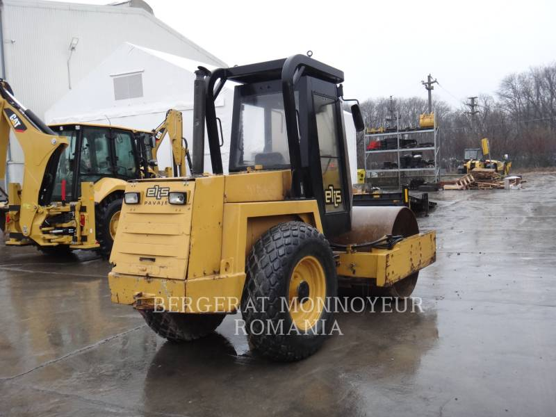 BOMAG  VIBRATORY DRUM COMPACTOR BW 172 DS-2 equipment  photo 2