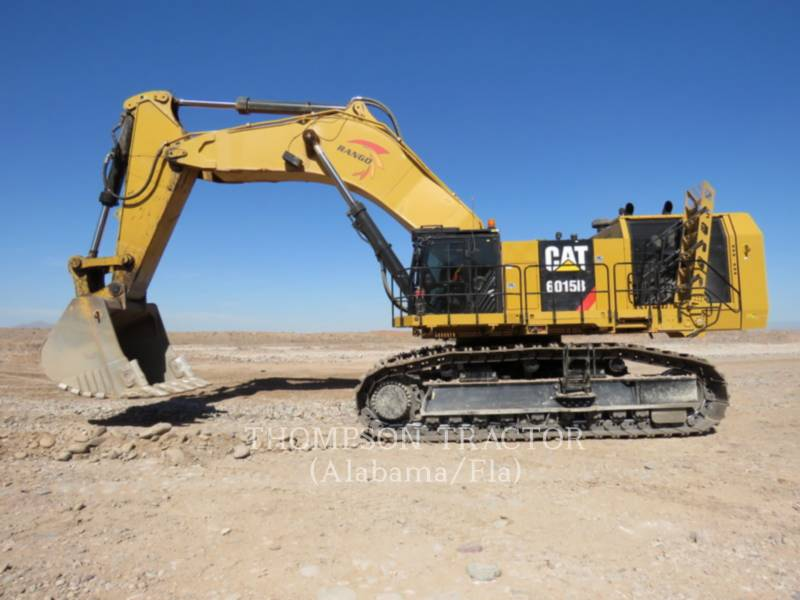 CATERPILLAR 大規模鉱業用製品 6015B equipment  photo 7