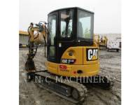 CATERPILLAR トラック油圧ショベル 303.5ECRCB equipment  photo 3
