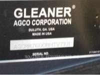 GLEANER COMBINADOS R76 equipment  photo 12