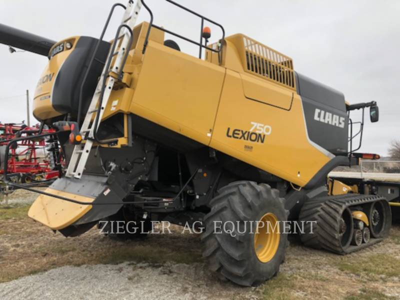 LEXION COMBINE MÄHDRESCHER 750TT equipment  photo 3