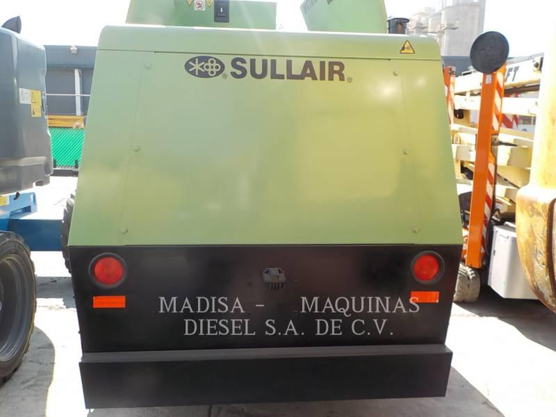 SULLAIR AIR COMPRESSOR (OBS) 375HDPQ-CA equipment  photo 7