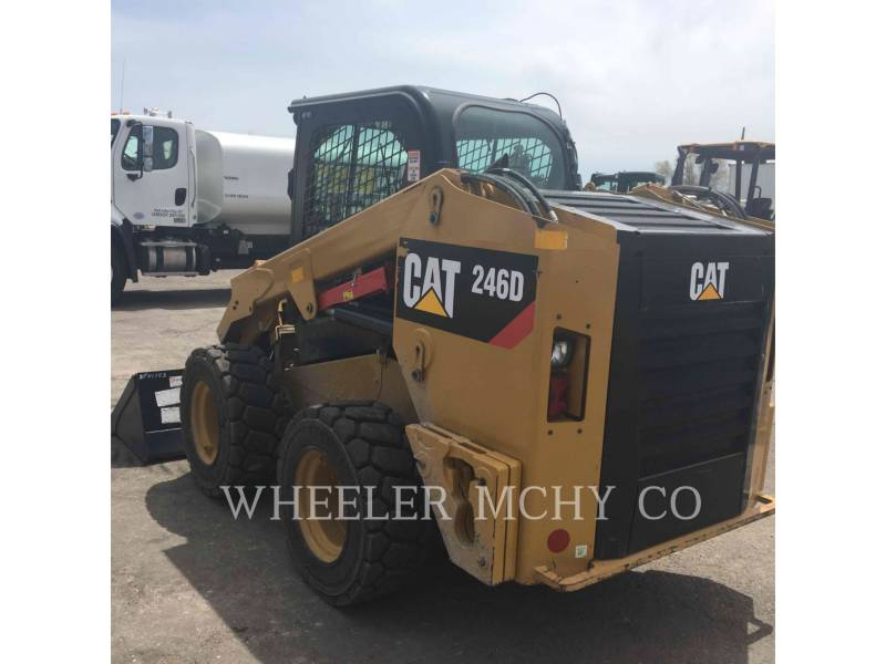CATERPILLAR CHARGEURS COMPACTS RIGIDES 246D C3-H2 equipment  photo 4