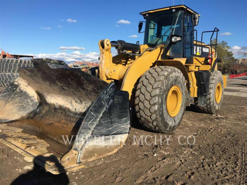 CATERPILLAR WHEEL LOADERS/INTEGRATED TOOLCARRIERS 966M QC equipment  photo 5