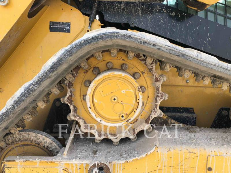CATERPILLAR UNIWERSALNE ŁADOWARKI 279D equipment  photo 9