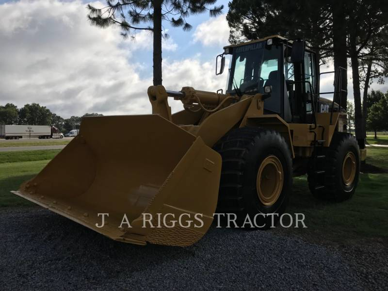 CATERPILLAR WHEEL LOADERS/INTEGRATED TOOLCARRIERS 966G equipment  photo 1