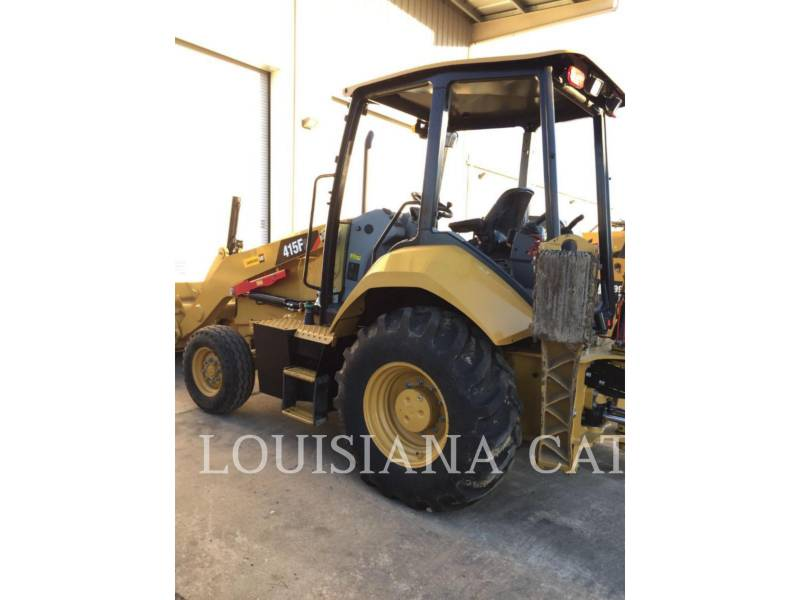 CATERPILLAR CHARGEUSES-PELLETEUSES 415F2 equipment  photo 3