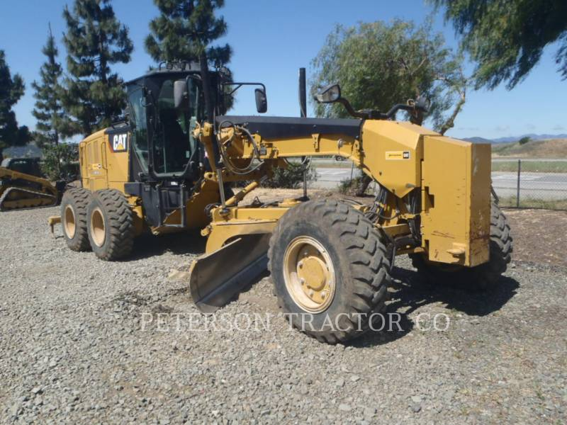 CATERPILLAR MOTOR GRADERS 160M3 equipment  photo 4