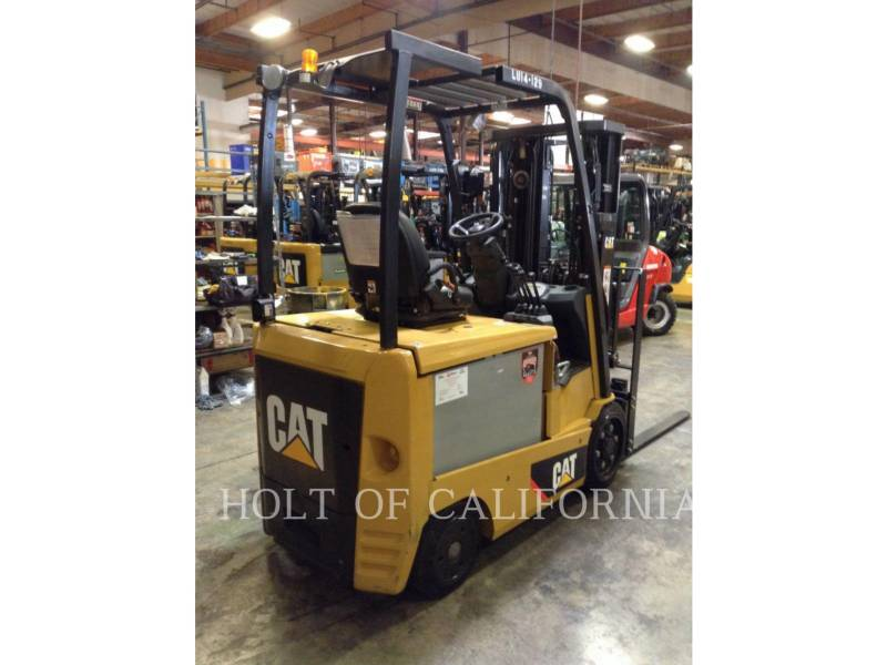 CATERPILLAR MITSUBISHI CHARIOTS À FOURCHE EC25LN equipment  photo 3