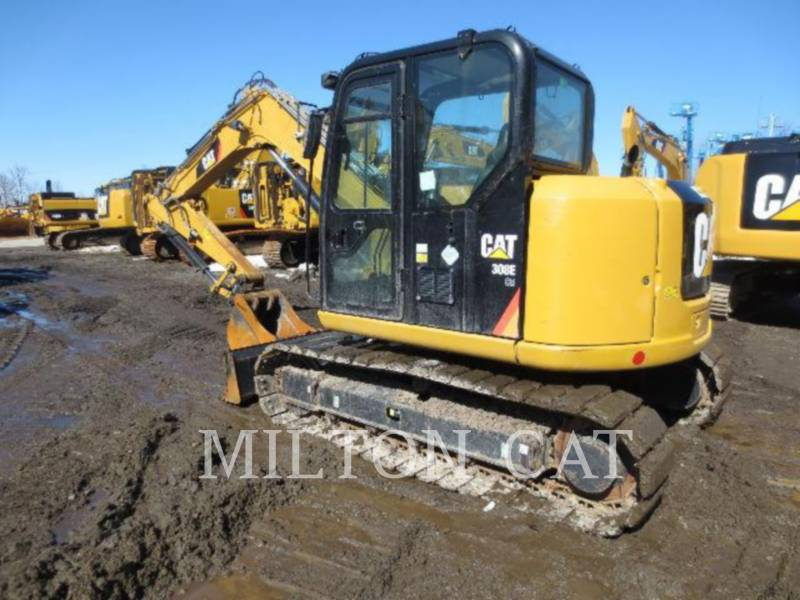 CATERPILLAR トラック油圧ショベル 308E CRMA2 equipment  photo 2