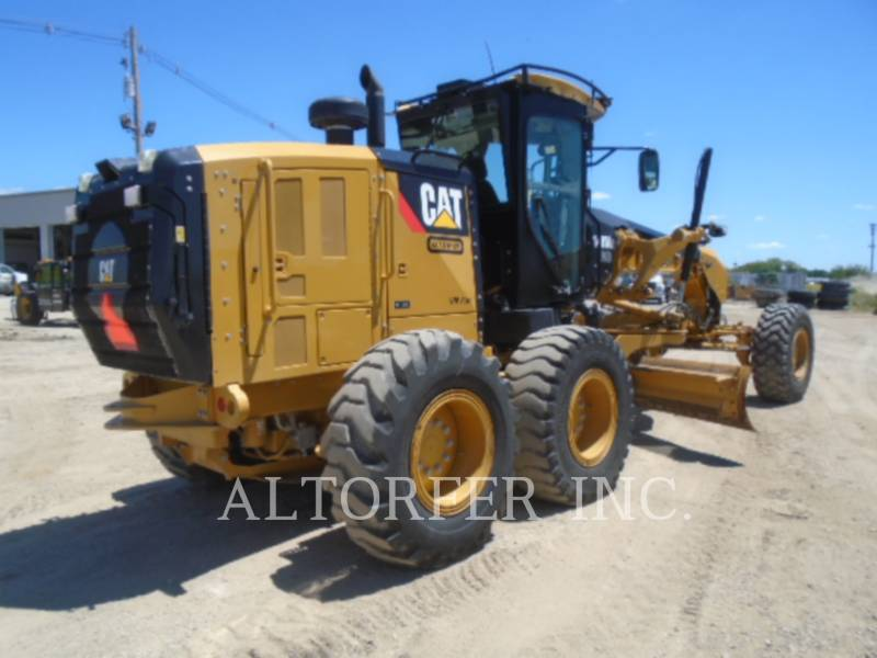 CATERPILLAR NIVELEUSES 140M2 AWD equipment  photo 4