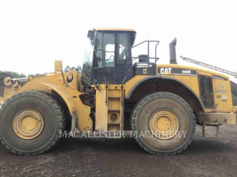 Caterpillar ÎNCĂRCĂTOARE PE ROŢI/PORTSCULE INTEGRATE 980H equipment  photo 6