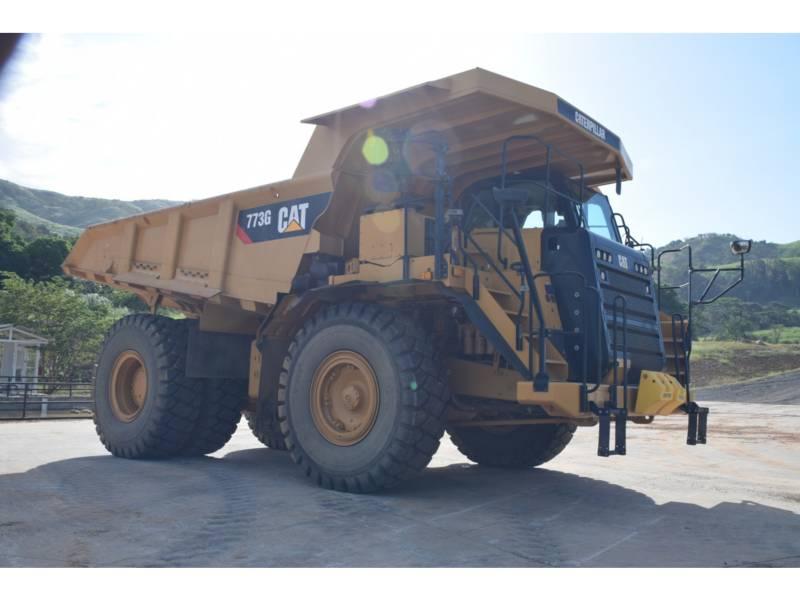 CATERPILLAR 鉱業用ダンプ・トラック 773 G equipment  photo 2