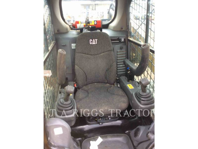 CATERPILLAR SKID STEER LOADERS 289D AH equipment  photo 10