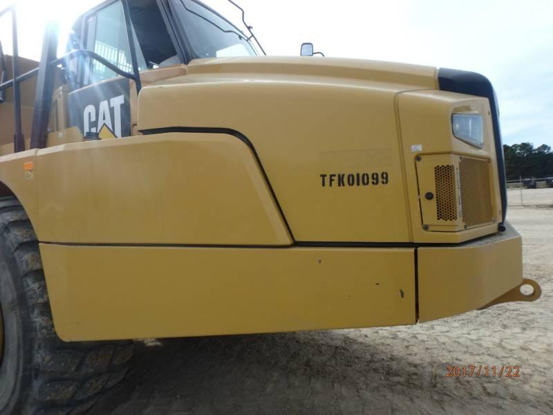 CATERPILLAR アーティキュレートトラック 745C equipment  photo 19