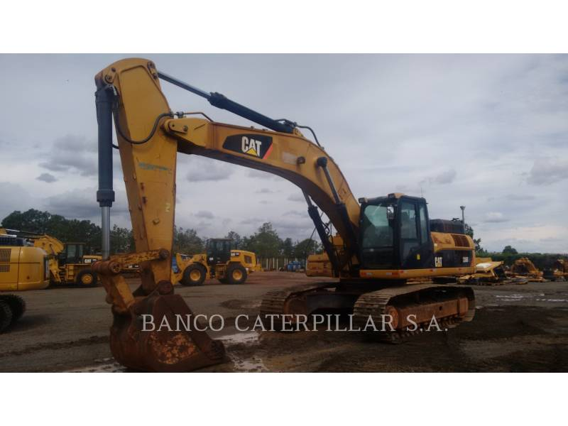 CATERPILLAR PELLES SUR CHAINES 336DL equipment  photo 4
